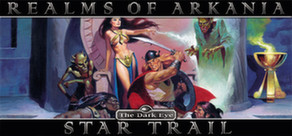 Realms of Arkania 2 - Star Trail Classic cover art