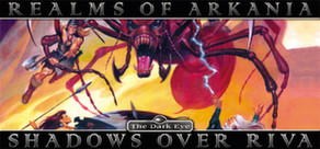 Realms of Arkania 3 - Shadows over Riva Classic cover art