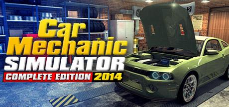Game Banner Car Mechanic Simulator 2014