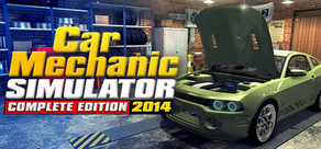 Car Mechanic Simulator 2014 cover art