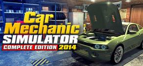 Car Mechanic Simulator 2014 cover art