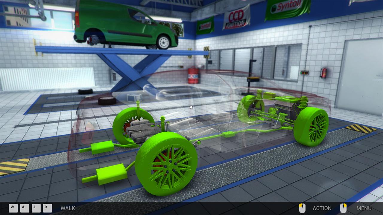 online car mechanic games