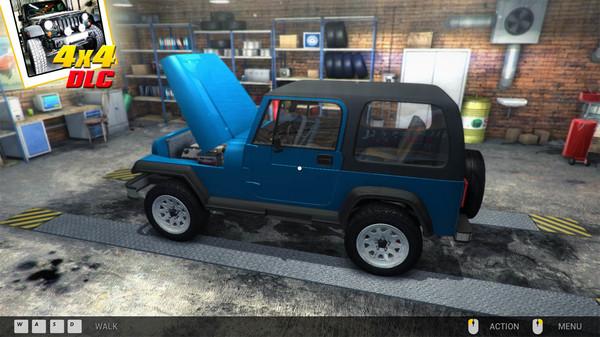 скриншот Car Mechanic Simulator 2014 3