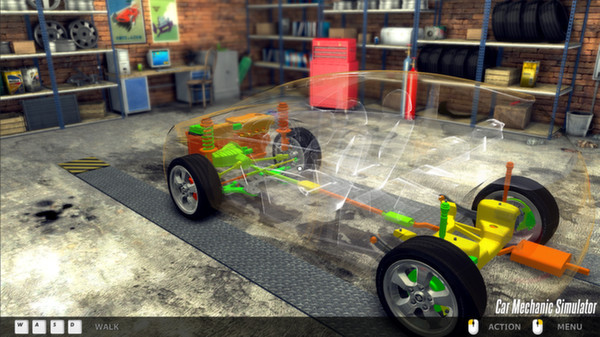 Car Mechanic Simulator 2014