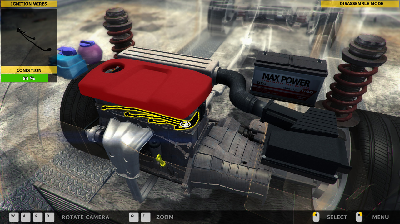 Car Mechanic Simulator 2014 On Steam