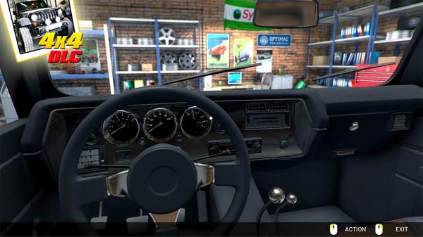 скриншот Car Mechanic Simulator 2014 4