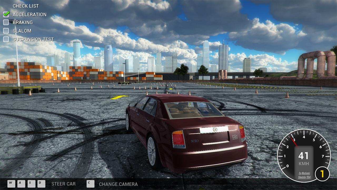 Save 90 On Car Mechanic Simulator 2014 On Steam