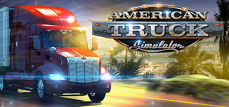 American Truck Simulator cover art