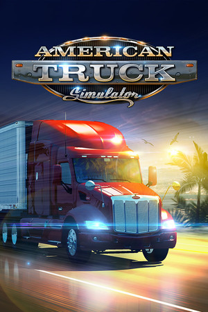 American Truck Simulator poster image on Steam Backlog