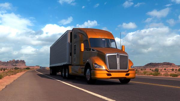 Capture d'écran n°1 du Jeu American Truck Simulator