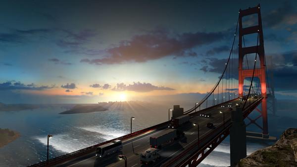 Capture d'écran n°5 du Jeu American Truck Simulator