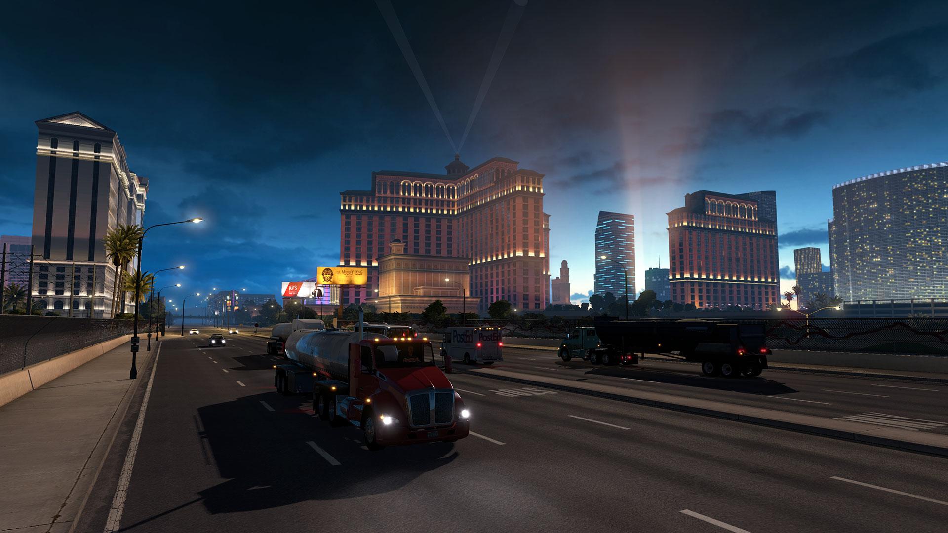 American Truck Simulator Resimleri