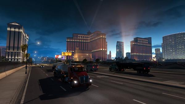 Capture d'écran n°3 du Jeu American Truck Simulator