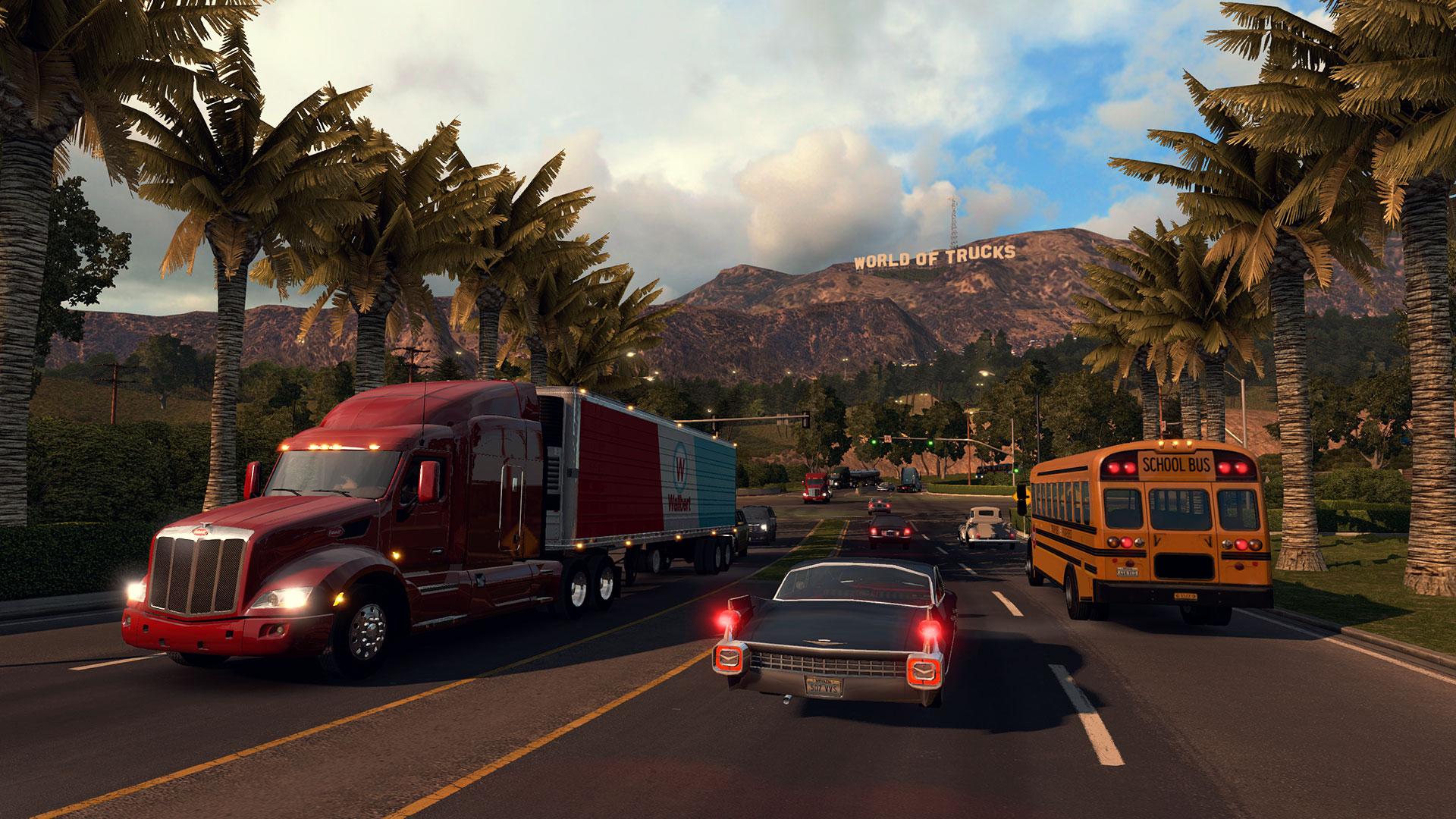 american truck simulator mods apk download