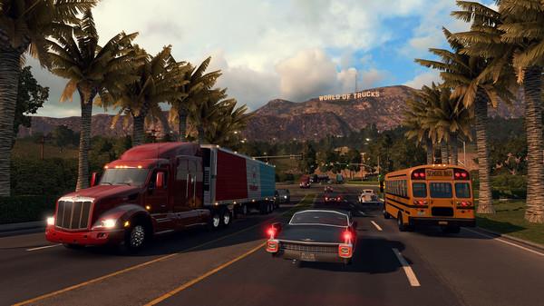 Capture d'écran n°2 du Jeu American Truck Simulator