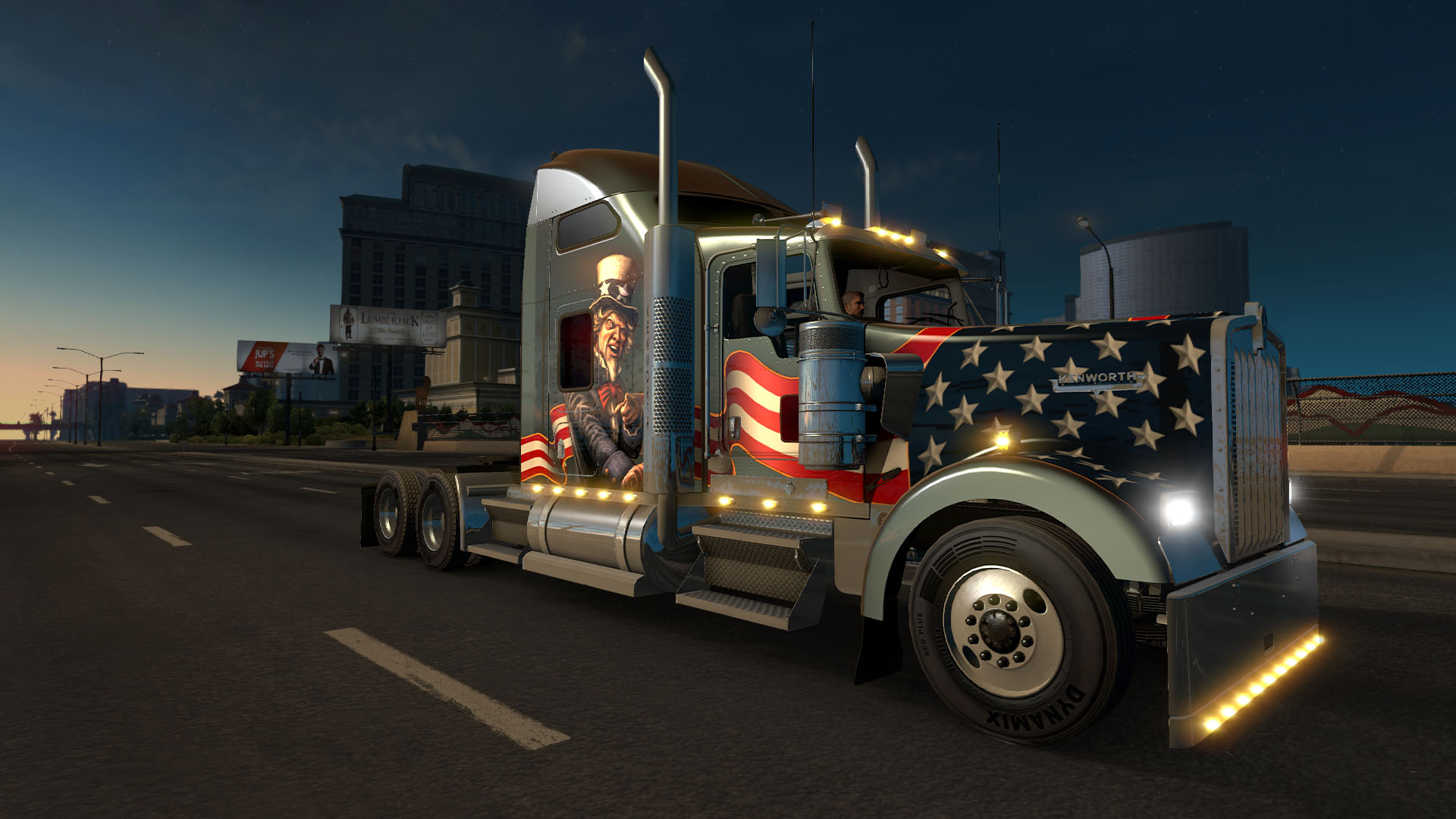 Realistic Driving Games >> American Truck Simulator on Steam