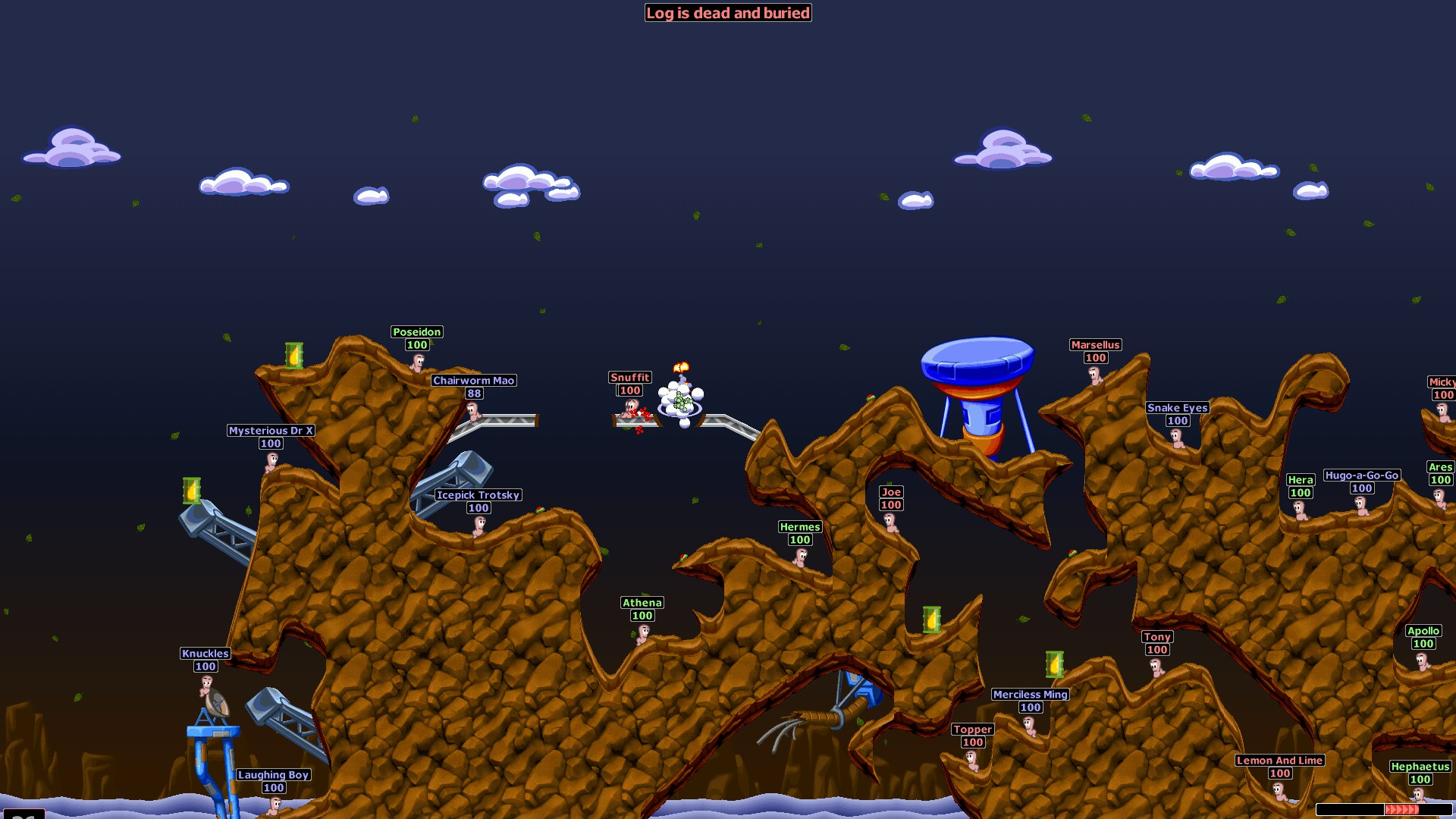 worms game free download for windows xp