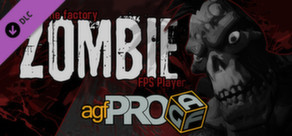 AGFPRO - Zombie FPS Player cover art