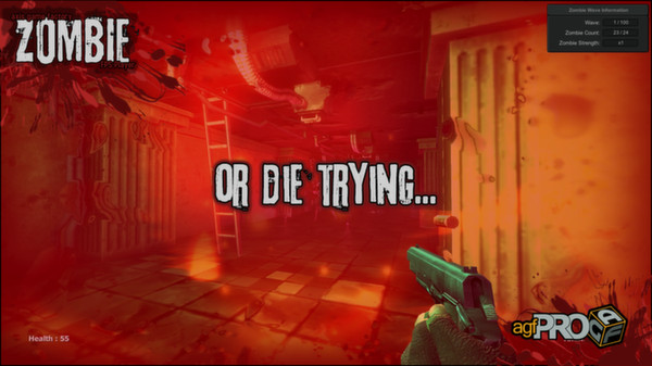 Axis Game Factory's AGFPRO Zombie FPS Player DLC