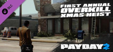 PAYDAY 2: Charlie Santa Heist