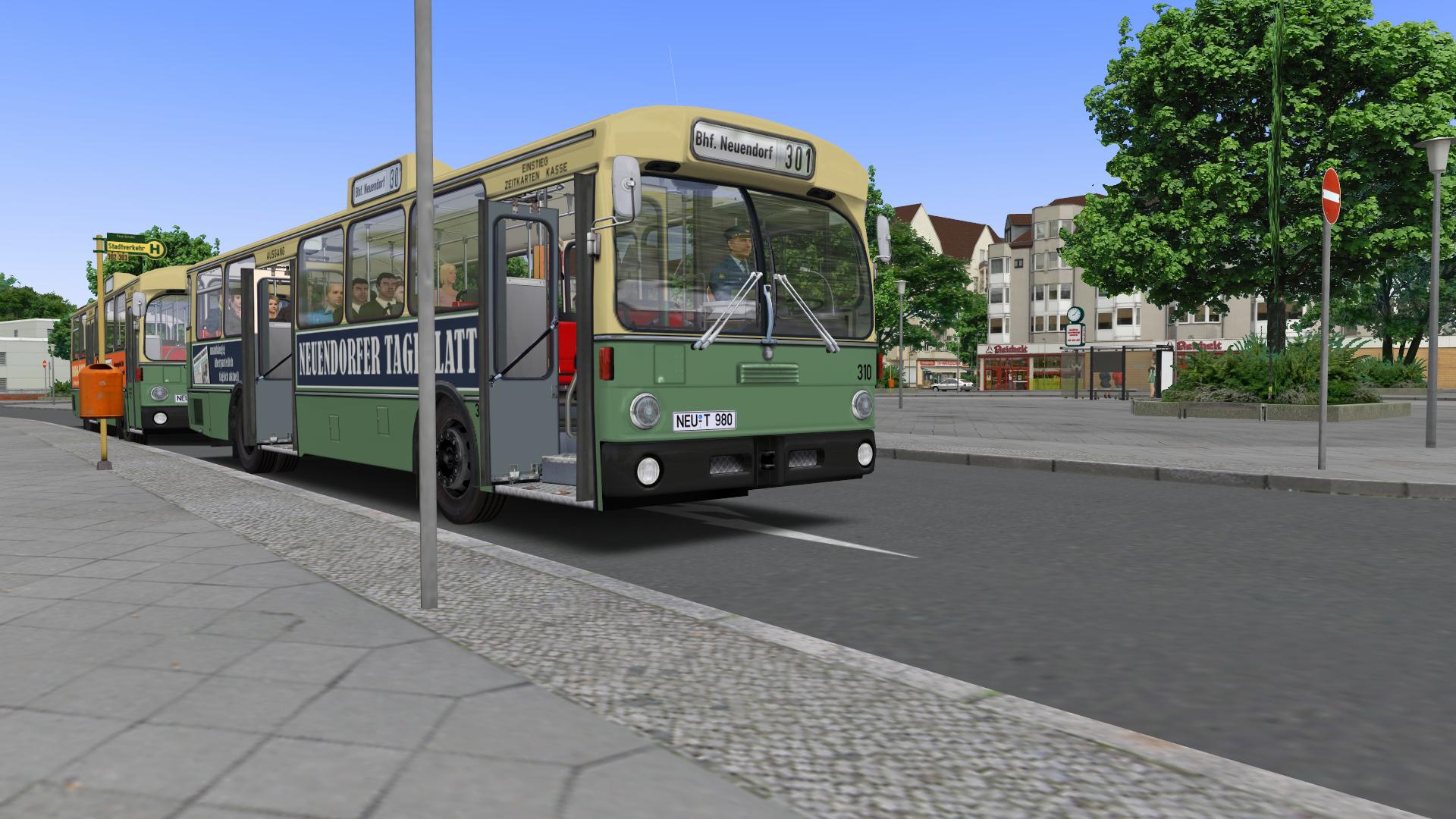 stadtbus o305