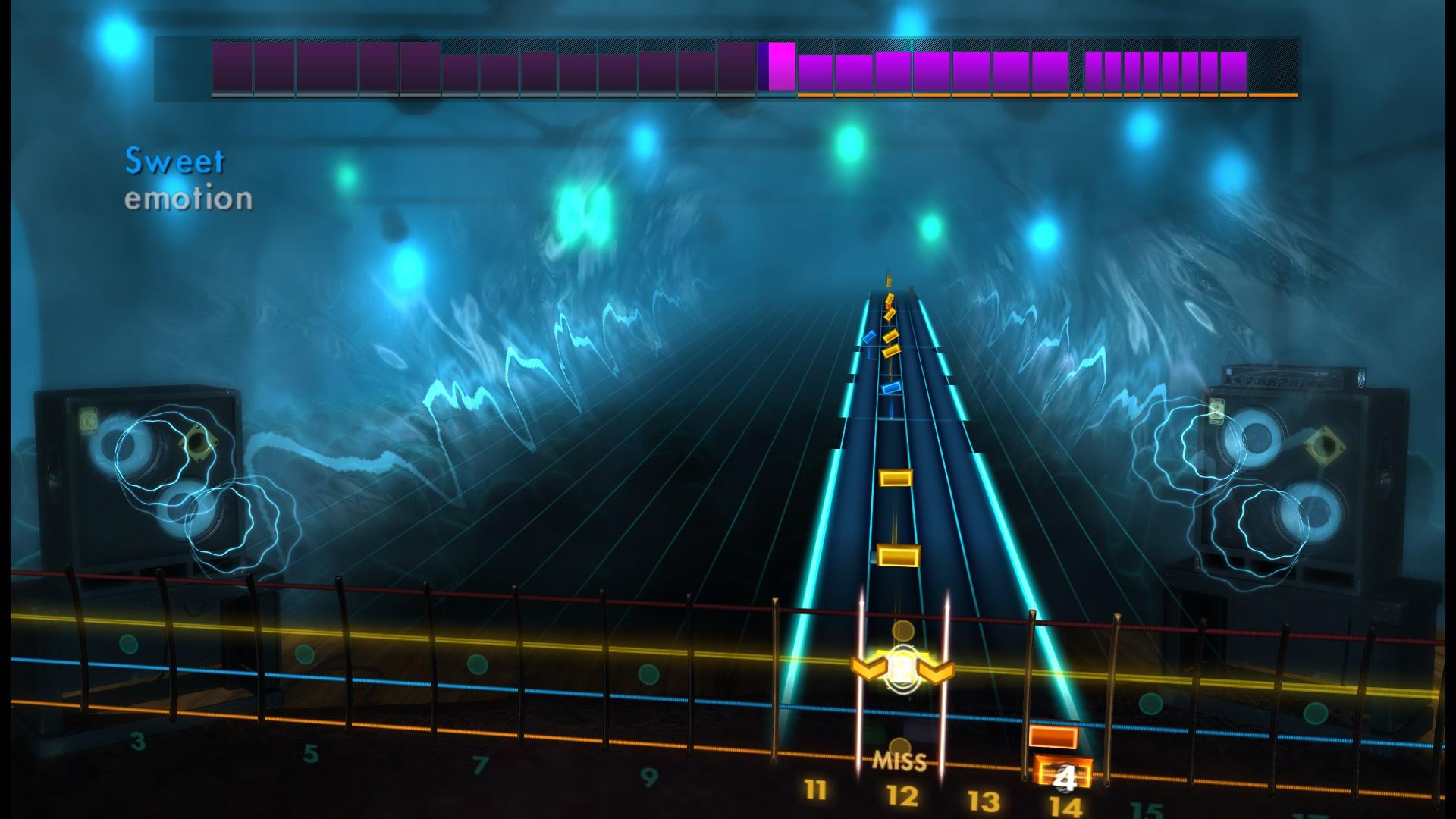 Rocksmith: All-new 2014 Edition - Aerosmith: Sweet Emotion 2014 pc game Img-3