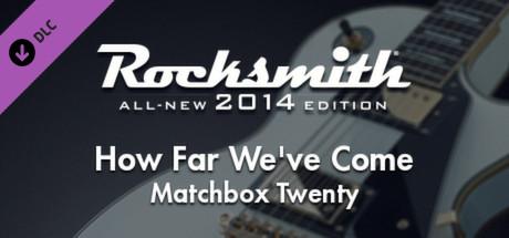 "Rocksmith® 2014 – Matchbox Twenty – ""How Far We've Come"""