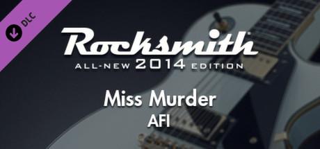 """Rocksmith® 2014 – AFI - """"Miss Murder"""""""