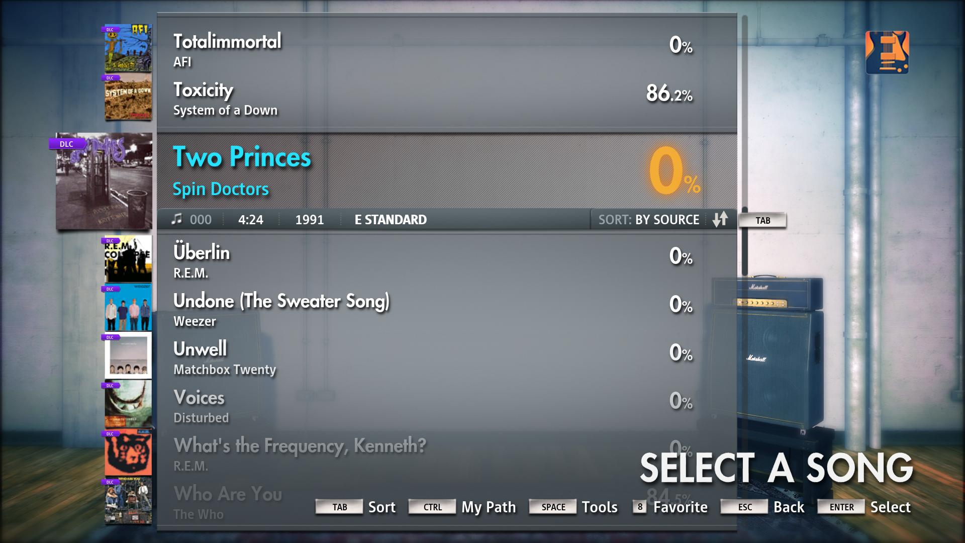 Rocksmith: All-new 2014 Edition - Spin Doctors: Two Princes 2014 pc game Img-2