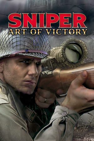 Sniper Art of Victory poster image on Steam Backlog