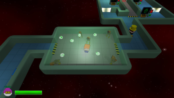скриншот Space Farmers 4