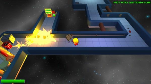 скриншот Space Farmers 1