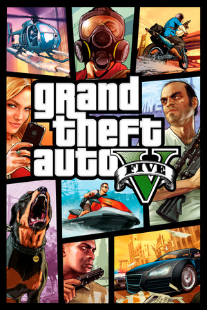 Grand Theft Auto V poster image on Steam Backlog