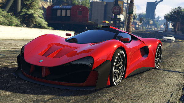 Grand Theft Auto V screenshots
