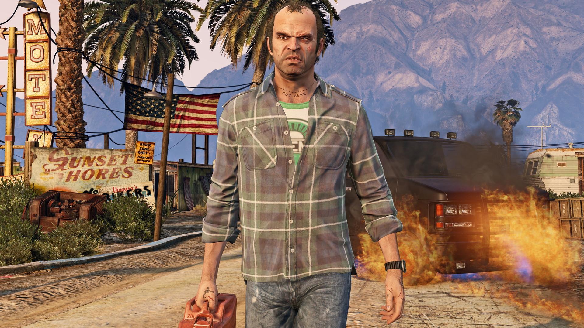 Link Tải Game Grand Theft Auto 5 Việt Hóa Miễn Phí Thành Công