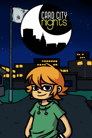 Card City Nights poster image on Steam Backlog