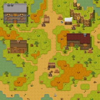 RPG Maker VX Ace - Wild West Tiles Pack - Wong's Store - Cửa hàng