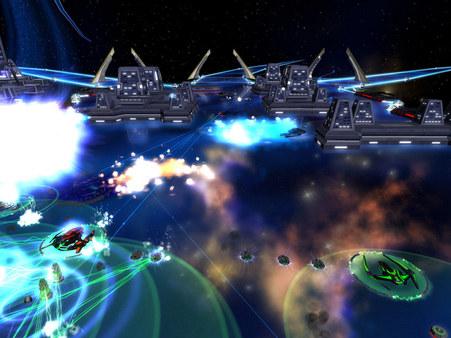Скриншот из ThreadSpace: Hyperbol
