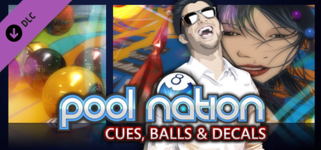 Pool Nation - Cues, Balls and Decals Pack