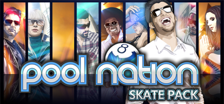 Pool Nation - Skate Pack