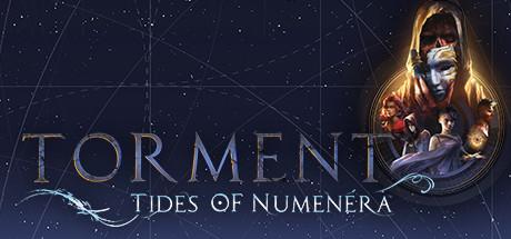 Torment: Tides of Numenera cover art