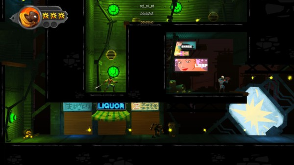 Screenshot of Shadow Blade: Reload