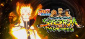 NARUTO SHIPPUDEN: Ultimate Ninja STORM Revolution cover art