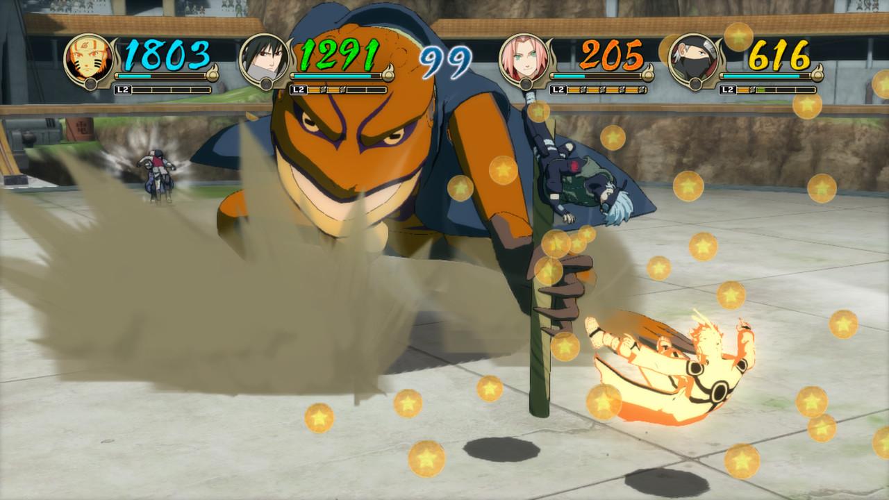Naruto Shippuden: Ultimate Ninja Storm Revolution image 3