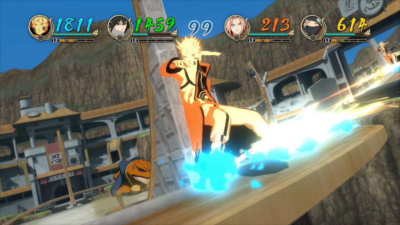 Naruto Shippuden: Ultimate Ninja Storm Revolution image 1