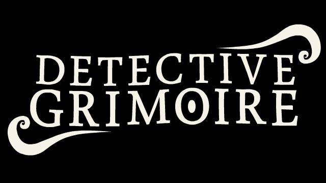 Detective Grimoire logo