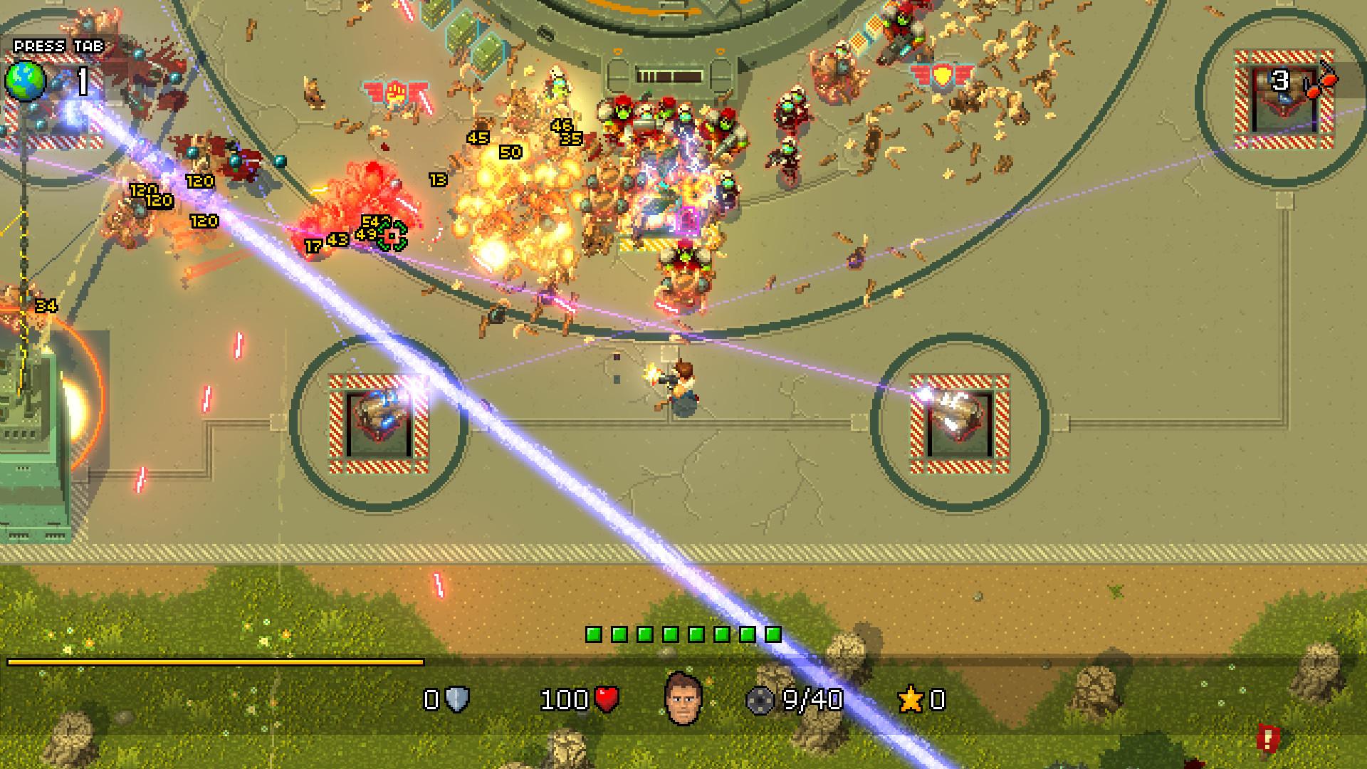 Serious Sam's Bogus Detour screenshot 1