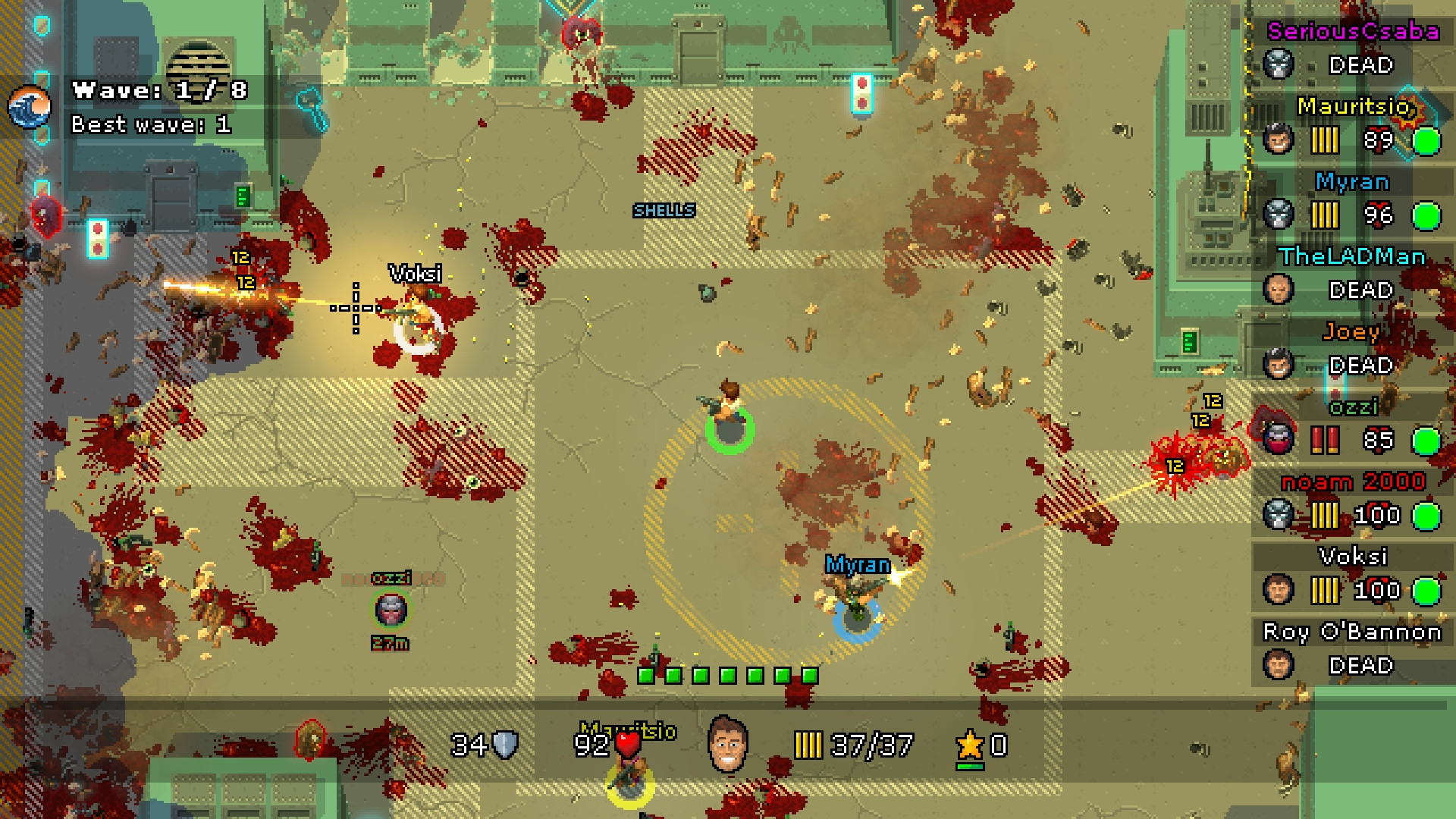 Voksi 'Pirates' New Serious Sam Game With Permission From