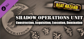 Beat Hazard - Shadow Operations Unit cover art