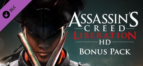 Assassin's Creed Liberation HD Bonus Pack